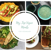 5 Tasty Meals for Veganuary